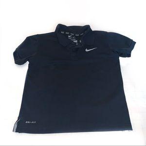 Boys Blue Nike Shirt